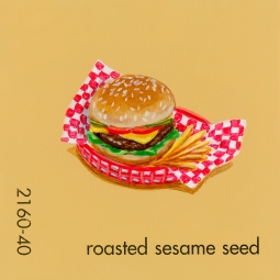 roasted sesame seed158
