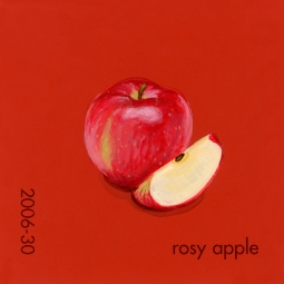 rosy apple037