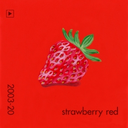 strawberry red036