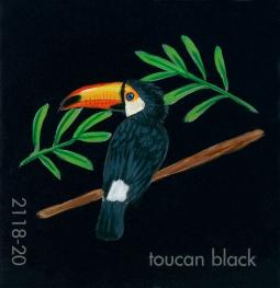 toucan black170
