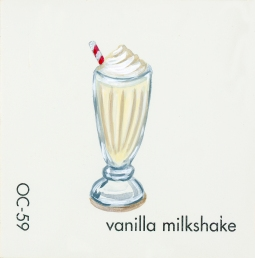 vanilla milkshake144